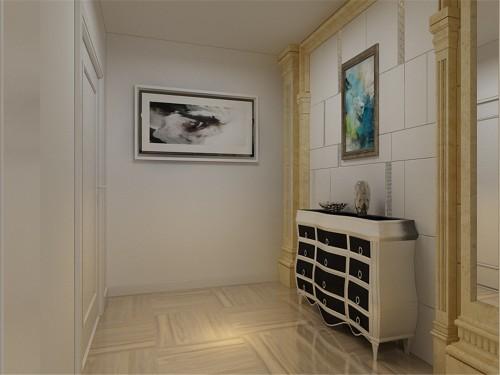 欧式 喜欢 0 灵感专辑 0 问答 0 电视背景墙使用了石材和石膏板做造型图片