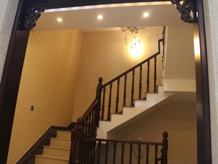 中式-500平米别墅-装修样板间