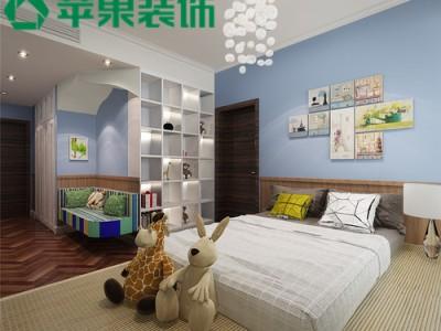 现代简约-207平米四居室装修样板间