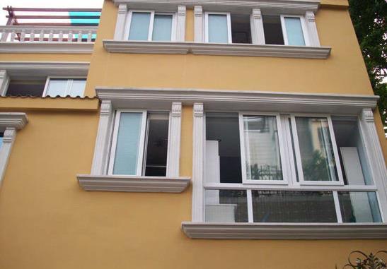 宝硕塑钢门窗 阳台