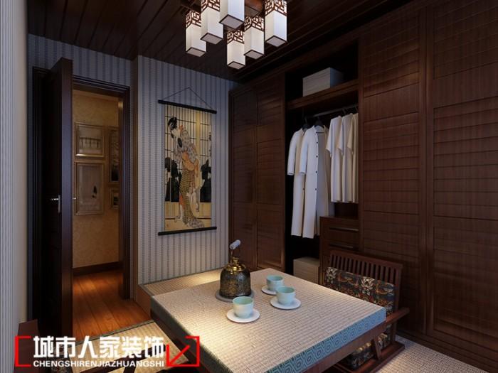 欧式风格-151平米三居室-装修样板间