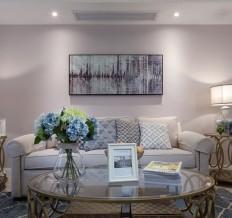 绿地江南华府-三居室-124平米-装修设计