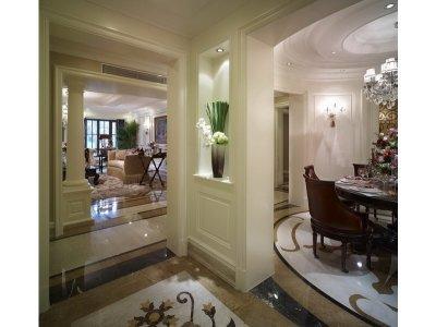 新古典风格-0平米五居室装修样板间
