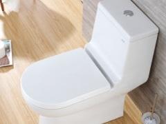 YING鹰卫浴洁具卫生间抽水马桶新款静音坐厕大口径坐便器