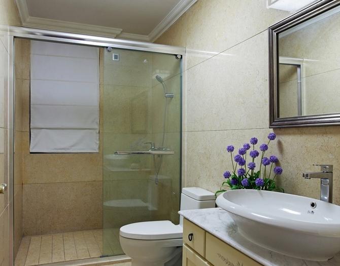 新古典风格-136平米三居室-装修样板间