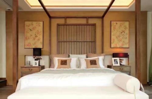 金科世界城-中式-三居室