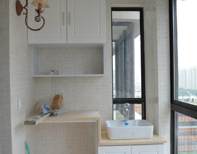 简欧风格-144平米三居室-装修样板间