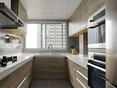 现代简约-135平米三居室装修样板间
