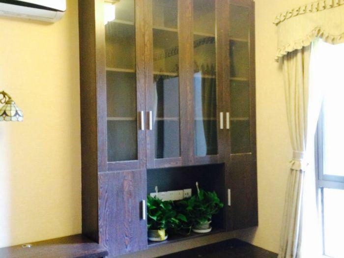 欧美风情-79平米二居室-装修样板间