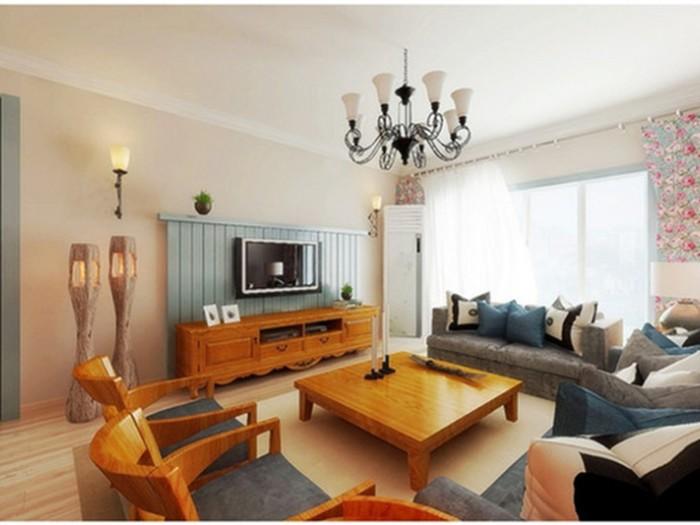 现代简约-191.93平米四居室-装修样板间