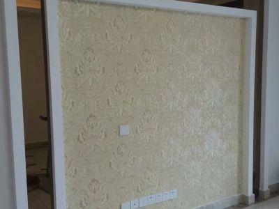 中式风格-122平米三居室装修样板间