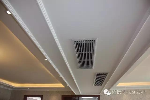欧美风情-180.86平米三居室-装修样板间