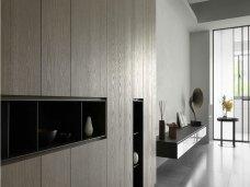 现代简约-95平米三居室装修图片