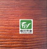 供应花旗松刻纹木扣板、刻纹木扣板最新报价、花旗松表面刻纹木厂图片