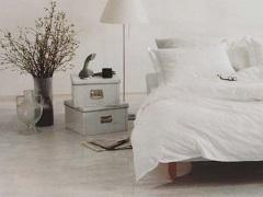 唯基软木地板同质同心粘贴式地热可用地板