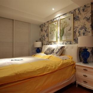 新古典风格一居室装修效果图