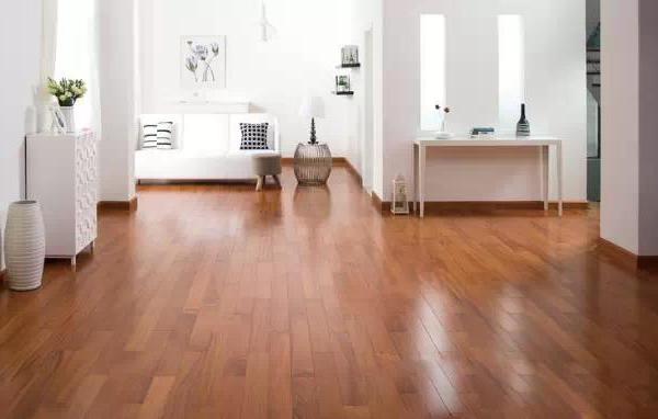安信地板 非洲缅茄 实木地板