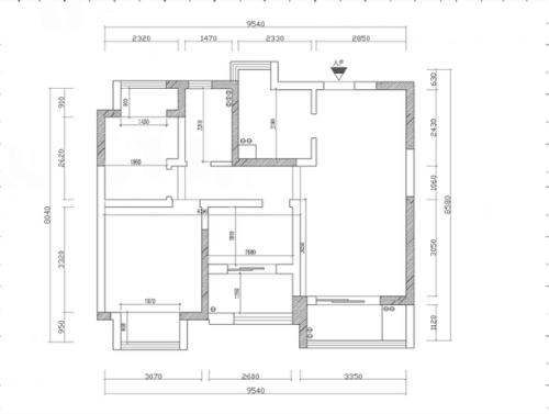中城誉品-88平-现代简约风格
