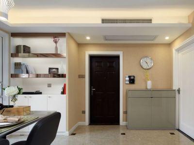 现代简约-118平米三居室装修样板间
