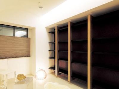 现代风格-127.44平米三居室装修样板间
