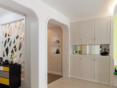 混搭风格-209平米五居室装修样板间