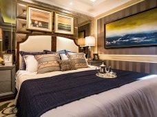 简欧风格-116平米三居室装修图片