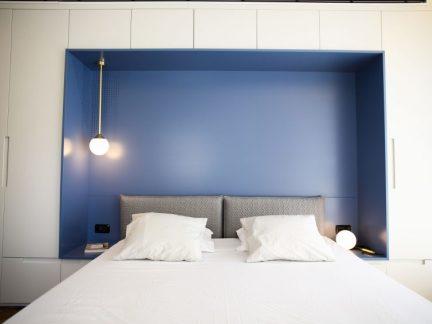 简约风格优雅实用卧室储物柜设计图