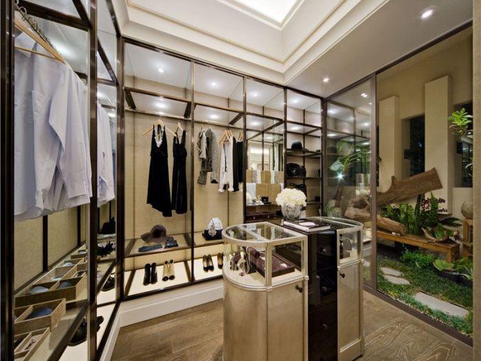 欧美风情-108平米三居室-装修设计