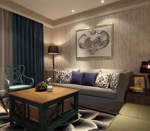 现代简约-157平米四居室-装修设计