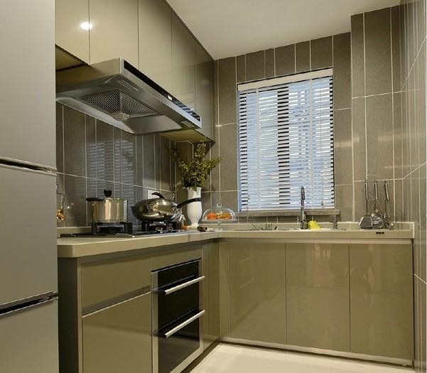 欧美风情-138平米四居室-装修样板间