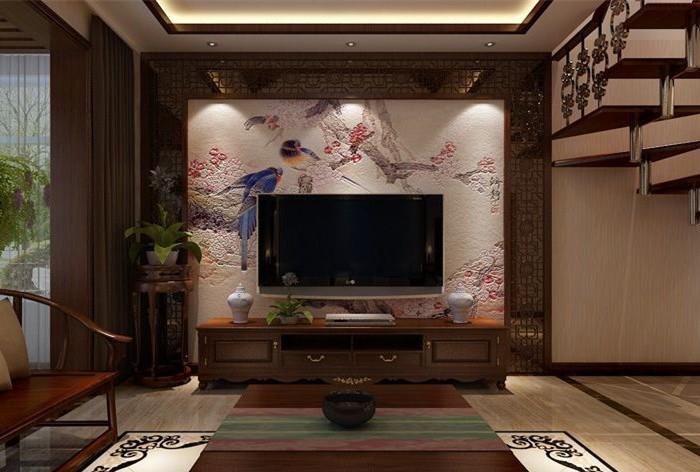 新古典风格-165平米四居室-装修设计