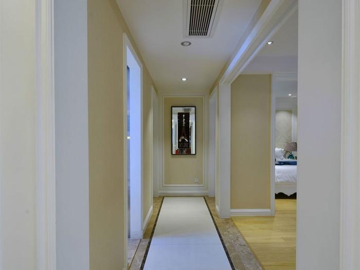 现代简约-107平米三居室-装修样板间