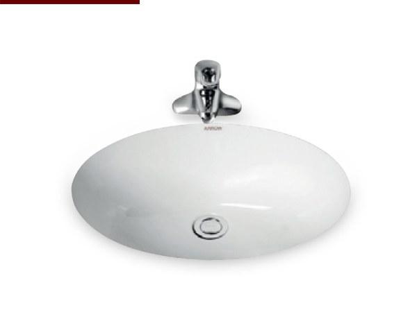 ARROW箭牌台下盆 嵌入式洗手盆洗脸盆