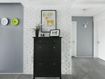 田园风格-85平米二居室装修样板间