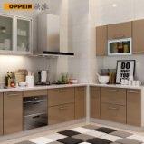 欧派整体橱柜 实木颗粒板 定做 开放式厨房 预付金图片