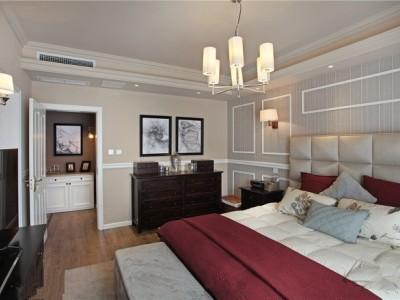 欧美风情-145平米五居室装修样板间
