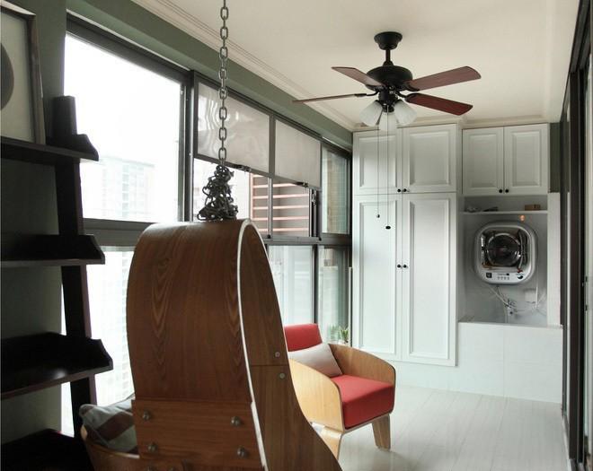 欧美风情-145平米五居室-装修样板间