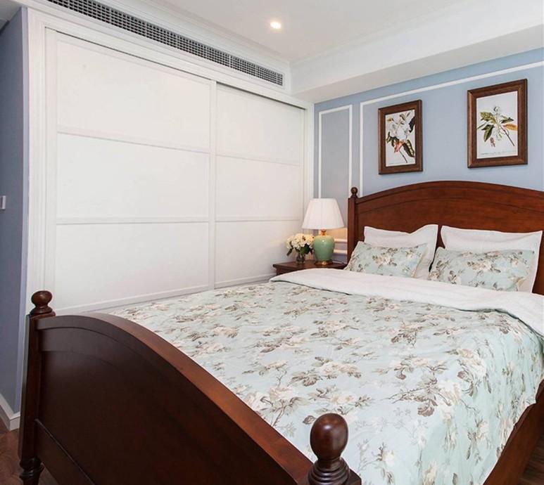 阳光郡 简美风格 88平米三居室装修图片