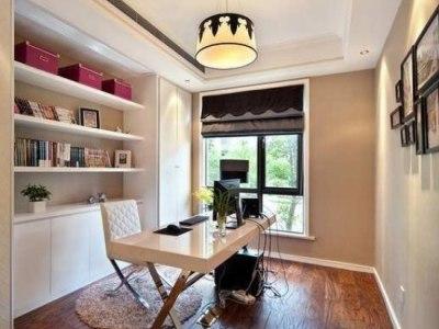 新古典风格-152.86平米四居室装修样板间