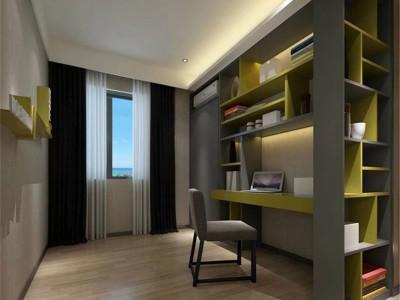 中式风格-126平米三居室装修样板间