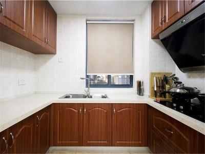 现代简约-125平米三居室装修样板间