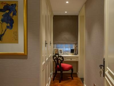 简欧风格-194平米五居室装修样板间