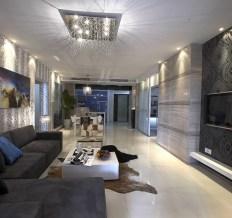 怡佳·天一城-三居室-154平米-装修设计