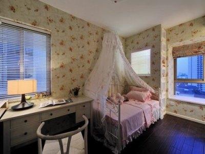 中式风格-145平米四居室装修样板间