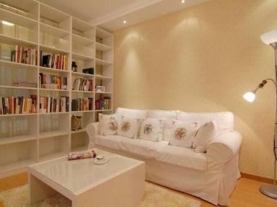 现代简约-41平米一居室装修样板间