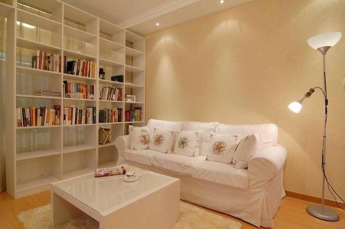 现代简约-41平米一居室-装修样板间