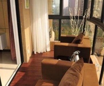 新古典风格-106平米三居室装修样板间