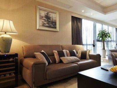 新古典风格-156平米三居室装修样板间