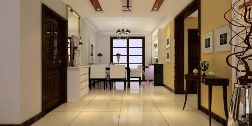 西泽园-现代简约-三居室