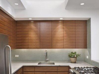 现代简约-110平米三居室装修样板间